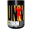 Universal Nutrition, Storm, Creatine Cell Volumizing Supplement, Sugar Free, Blue Raspberry, 1.65 lbs (750 g) (Discontinued Item)