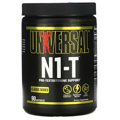 Universal Nutrition, 經典系列,N1-T 睾酮分泌支持膠囊,90 粒裝