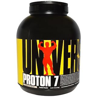 Universal Nutrition, Proton 7, Печенье со Сливками, 5 фунтов (2,27 кг)
