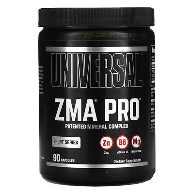 Купить Universal Nutrition АМЦ Про, добавка для поддержания гормонов, 90 капсул
