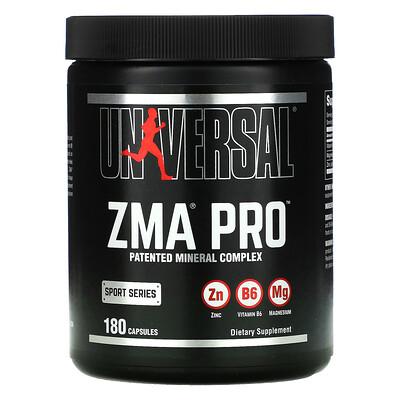 Купить Universal Nutrition ZMA Pro, серия для физической активности, 180капсул