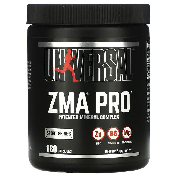 ZMA Pro, 180 Capsules