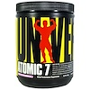 Universal Nutrition, Atomic 7, BCAA Performance Supplement, Way Out Watermelon, 384 g