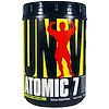 Universal Nutrition, Atomic 7, 'Lectric Lemon Lime, 2.2 lbs (1 kg)