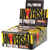 Universal Nutrition, HI Protein Bar, Chocolate Peanut Butter, 16 Bars, 3 oz (85 g) Each