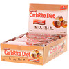 Universal Nutrition, Doctor's CarbRite Diet Bars, Frosted Cinnamon Bun, 12 Bars, 2.00 oz (56.7 g) Each