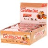 Universal Nutrition, Doctor's CarbRite Diet Bar, Sugar Free, Frosted Cinnamon Bun, 12 Bars, 2.00 oz (56.7 g) Each