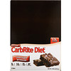 Universal Nutrition, Doctor's CarbRite Diet, Chocolate Brownie, 12 Bars, 2.00 oz (56.7 g) Each