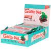 Universal Nutrition, ドクターカーブライト ダイエット、 無糖バー、 チョコレート ミント クッキー、 12 バー、 各2.00 oz (56.7 g)