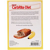 Universal Nutrition, Doctor's CarbRite Diet, Chocolate Covered Banana Nut with Almonds, 12 Bars, 2 oz (56.7 g) Each