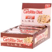 Doctor's CarbRite Diet, песочное тесто, 12 батончиков, 2 унции (56,7 г) каждый - фото