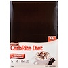 Universal Nutrition, Doctor's CarbRite Diet, Mocha Cappuccino, 12 Bars, 2.00 oz (56.7 g)