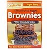 Universal Nutrition, Doctor's CarbRite Diet, Extra Rich & Fudgy Brownies with Chocolate Chips, 11.5 oz (326 g)
