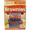 Universal Nutrition, Doctor's CarbRite Diet، كعك براوني غني جداً وطري مع رقائق الشوكولاتة، 11.5 أونصة (326 غ)