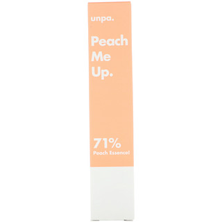 Unpa., Peach Me Up, Tone-up Cream, 40 ml