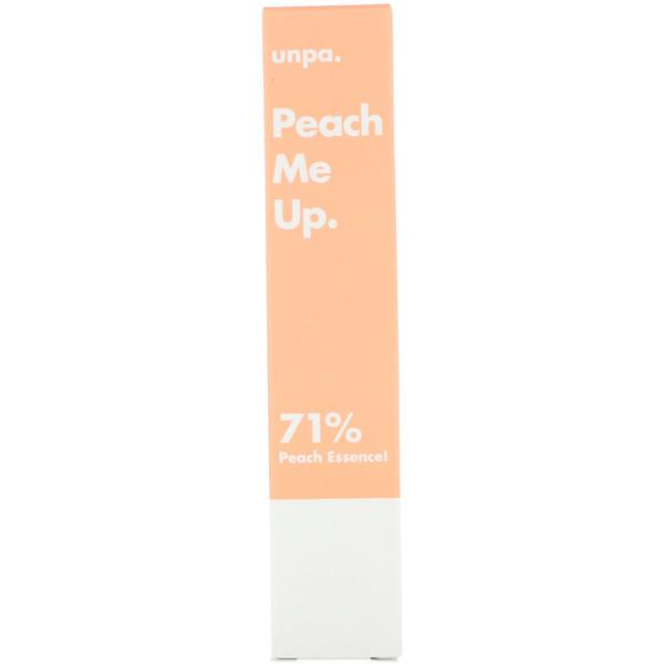 Unpa., Peach Me Up, Tone-up Cream, 40 ml (Discontinued Item)
