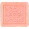 Unpa., Peach Brick, Tone-up Soap, 120 g