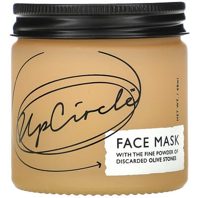 UpCircle Face Mask, 60 ml