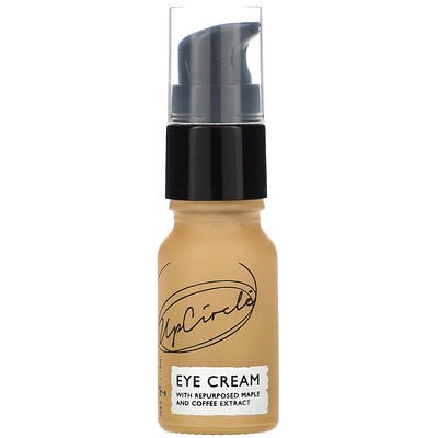 UpCircle Eye Cream with Maple and Coffee, 10 ml