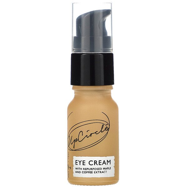 UpCircle, Eye Cream with Maple and Coffee, 10 ml
