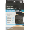 UpSpring, Shrinkx Belly, Postpartum Belly Wrap With Bamboo Charcoal Fiber, Size L/XL, Black