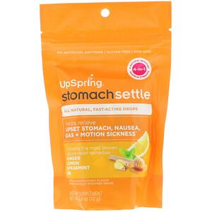 АпСпринг, Stomach Settle, Lemon-Ginger Honey Flavor, 4.0 oz (112 g) отзывы
