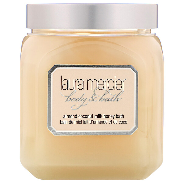 Laura Mercier, Almond Coconut Milk Honey Bath, 12 oz (300 g) (Discontinued Item)