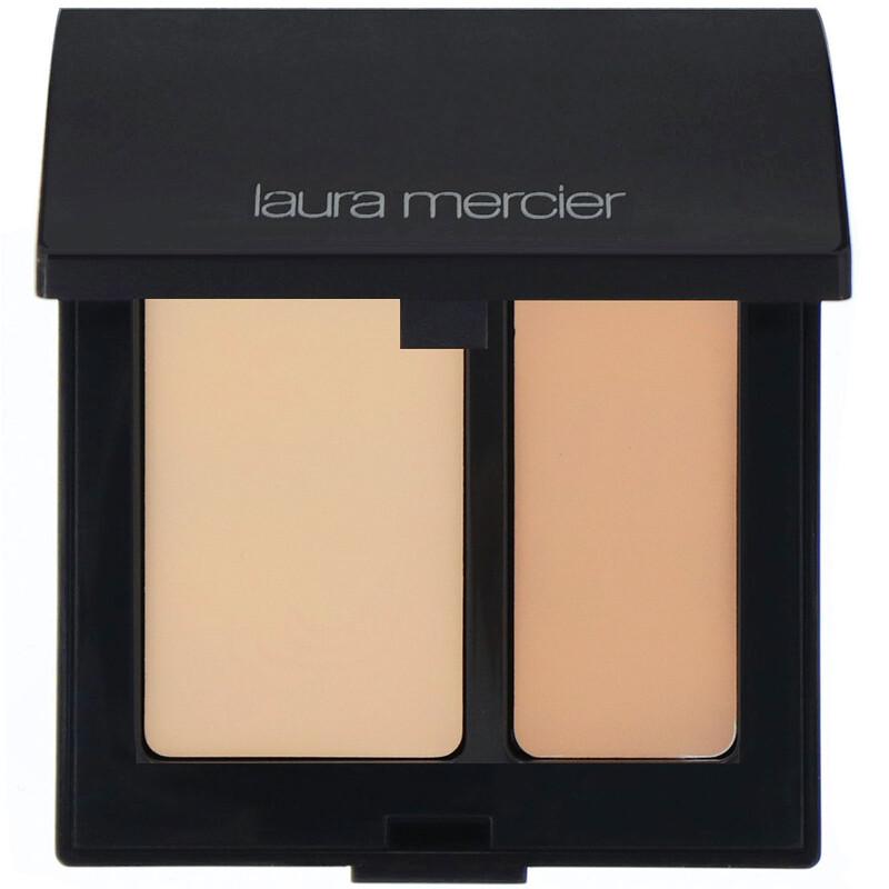 Laura Mercier, 秘密迷彩,遮瑕膏,SC-2 白皙至淺色膚色,0.2 盎司(5.92 克)
