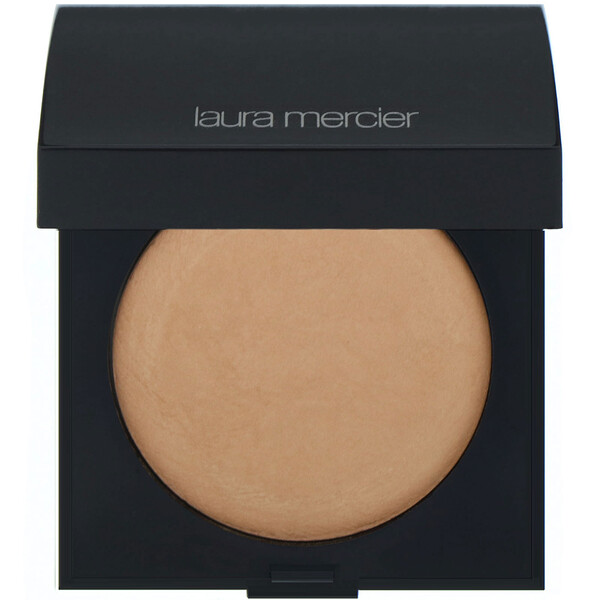 Laura Mercier, Matte Radiance Baked Powder, Bronze 02, Golden Bronze, 0.26 oz (7.50 g)