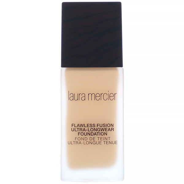 Flawless Fusion Ultra-Longwear Foundation, Base de duración ultraprolongada, 3N2 Honey (miel), 30 ml (1 oz. líq.)