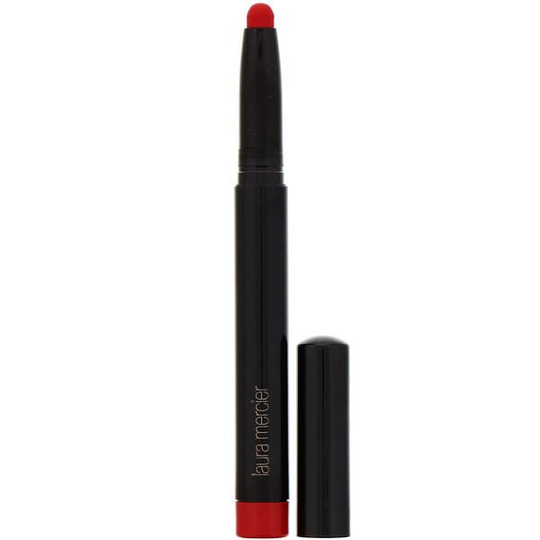 Laura Mercier, Velour Extreme Matte Lipstick, Dominate, 0.035 oz (1.4 g)