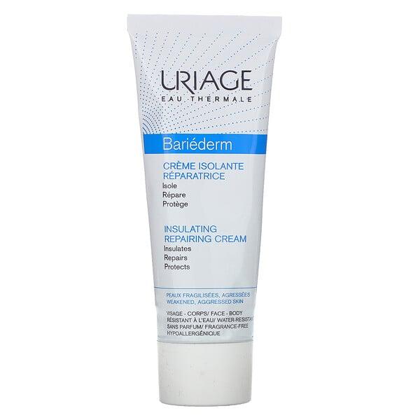 Bariederm, Insulating Repairing Cream, Fragrance-Free, 2.5 fl oz (75 ml)