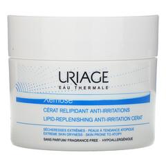 Uriage, Xemose,脂質補充無刺激滋潤霜,無香,6.8 盎司(200 毫升)
