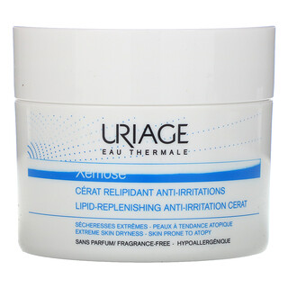 Uriage, Xemose, Lipid-Replenishing Anti-Irritation Cerat, Fragrance-Free, 6.8 fl oz (200 ml)