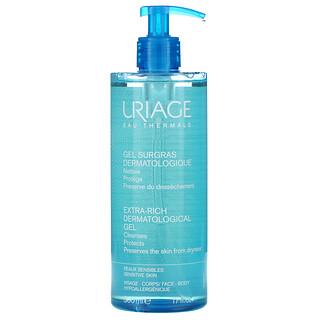 Uriage, Extra-Rich Dermatological Gel, 17 fl oz (500 ml)