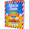 U.S Mills, Uncle Sam Cereal, Toasted Whole Wheat Berry Flakes and Flaxseed, Original, 10 oz (284 g)