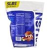 USN, 100% 프리미엄 유청 단백질, 웨이텔라, 5 lbs (2.27 kg) (Discontinued Item)