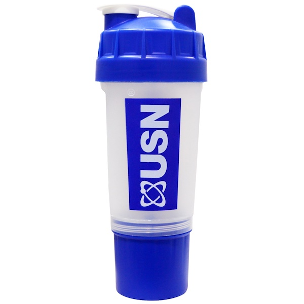 USN, Tornado Shaker, Blue, 650 ml (Discontinued Item)