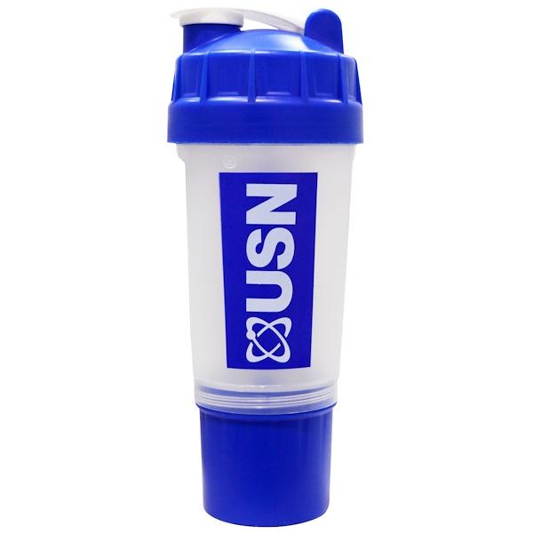 USN, トルネード・シェイカー、ブルー、 650 ml