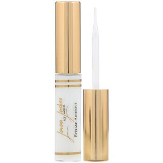 Lavaa Lashes, Eyelash Adhesive, Clear, 0.18 fl oz (5 ml)