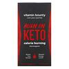Vitamin Bounty, Burn On Keto, Calorie Burning Thermogenic, 60 Capsules