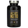 Vitamin Bounty, Get Into Keto, Exogenous Ketones, 60 Capsules