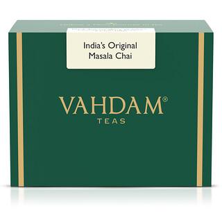 Vahdam Teas, Black Tea, Original Chai, 3.53 oz (100 g)