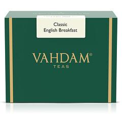 Vahdam Teas, 紅茶,英式早餐茶,16 盎司(454 克)