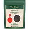 Vahdam Teas, Chá Preto, English Breakfast, 454 g (16 oz)