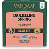 Vahdam Teas, Black Tea, Darjeeling,  15 Tea Bags, 1.06 oz (30 g)