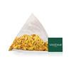 Vahdam Teas, травяной чай, куркума и имбирь, без кофеина, 15чайных пакетиков, 30г (1,06унции)