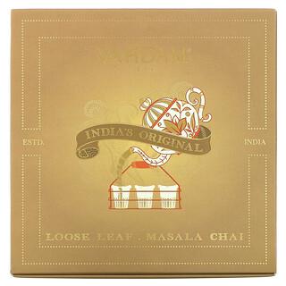 Vahdam Teas, Loose Leaf Masala Chai, India's Original Gift Set, 1 Tin Caddy