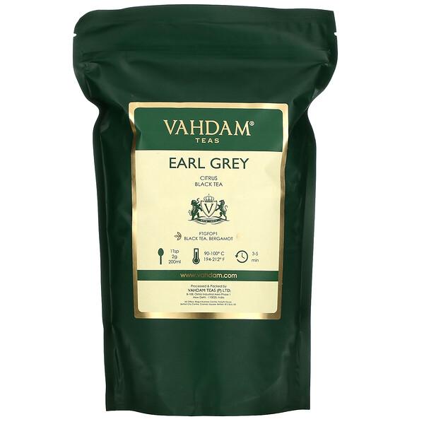 Earl Grey, Citrus Black Tea, 16.01 oz (454 g)