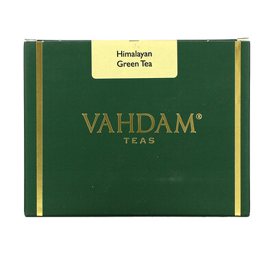 Vahdam Teas Himalayan Green Tea, 3.53 oz (100 g)